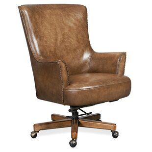 Malvot Genuine Leather Executive Chair