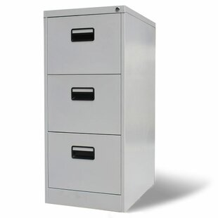 Fannie 3 Drawer Filing Cabinet By Bloomsbury Market