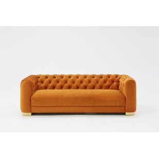 Pineview Chesterfield Sofa by Everly Quinn