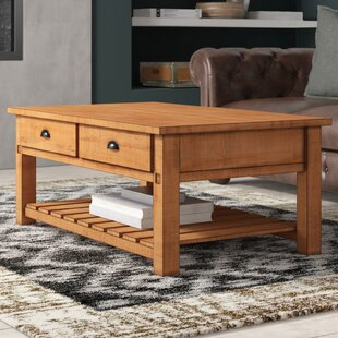 Hemsworth Extendable Coffee Table with Storage