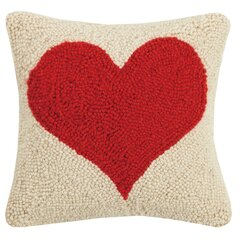 Valentine S Day Wool Throw Pillows You Ll Love In 2021 Wayfair