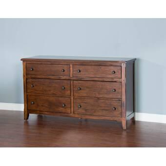 Astoria Grand Ouzts 9 Drawer Dresser Wayfair