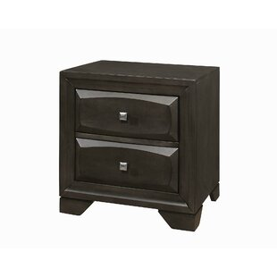 Nicoletti 2-Drawer Nightstand