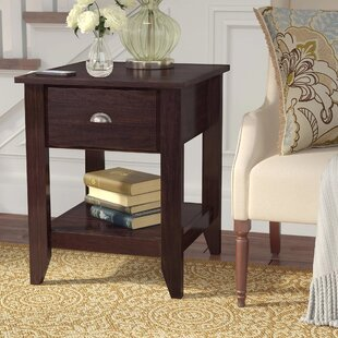 Drayton Center End Table by Re..