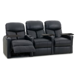 Contemporary Home Theatre Lounger (Row of 3) Latitude Run
