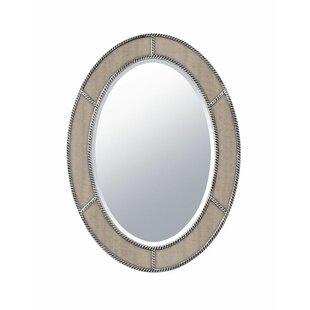 Charlton Home Hymel Wall Accent Mirror