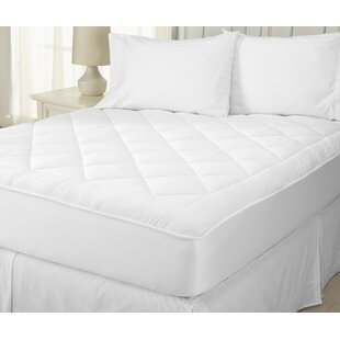 All Season Two-In-One Reversible Quilted Polyester Mattress Pad