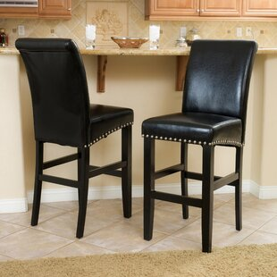 Shaws Bar  Counter Stool Set of 2 by Alcott Hill