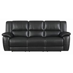 Inexpensive Nawrocki Reclining Sofa by Red Barrel Studio Reviews (2019) & Buyer's Guide