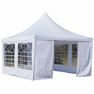 Review Milanna 9m X 9m Steel Party Tent