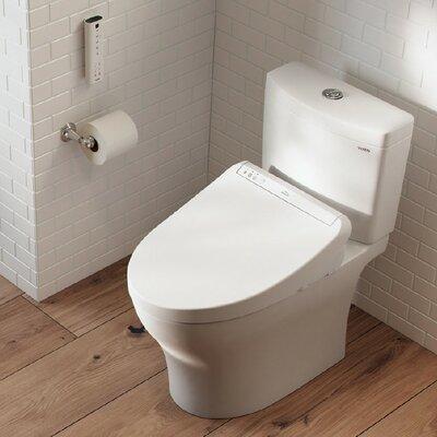 Toto Washlet K300 Toilet Seat Bidet Colour: Cotton White