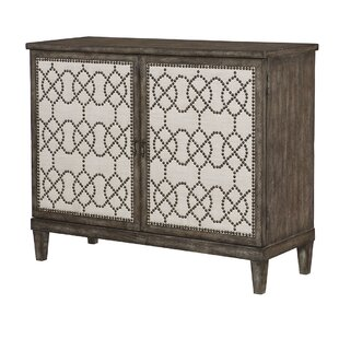 Chidsey Nailhead Cabinet by Canora Grey