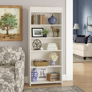 Comparison Carroll Standard Bookcase By Darby Home Co