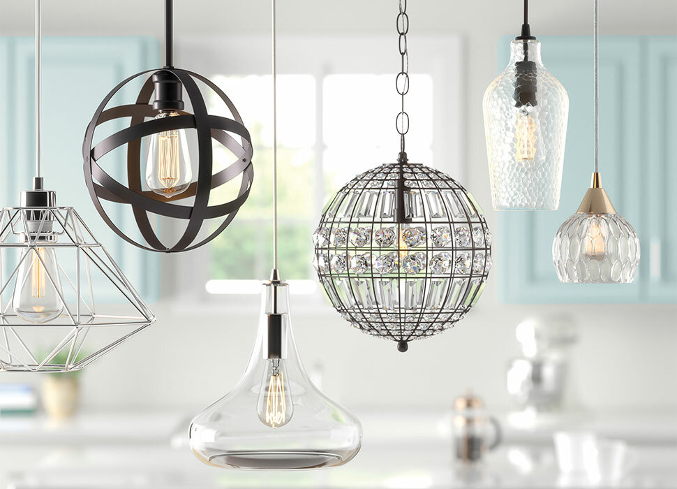 Types Of Ceiling Lights How To Choose The Right One Wayfair