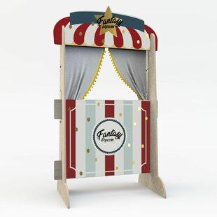 Fantasy Popcorn Shop 135cm Book Display By EUDekornik