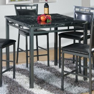 Counter Height Dining Table by Best Quality Furniture Herry Up