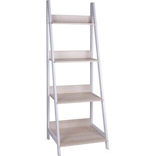 Review Alyssa Ladder Bookcase