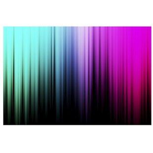Rainbow Display Semi-Gloss Wallpaper Roll by East Urban Home