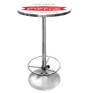 Coca Cola Pub Table II Trademark Global