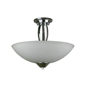 Whitfield Lighting Anna 3-Light Bowl Pendant