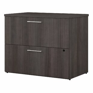 400 Series 2-Drawer Lateral Filing Cabinet by Bush Business Furniture 2019 Sale