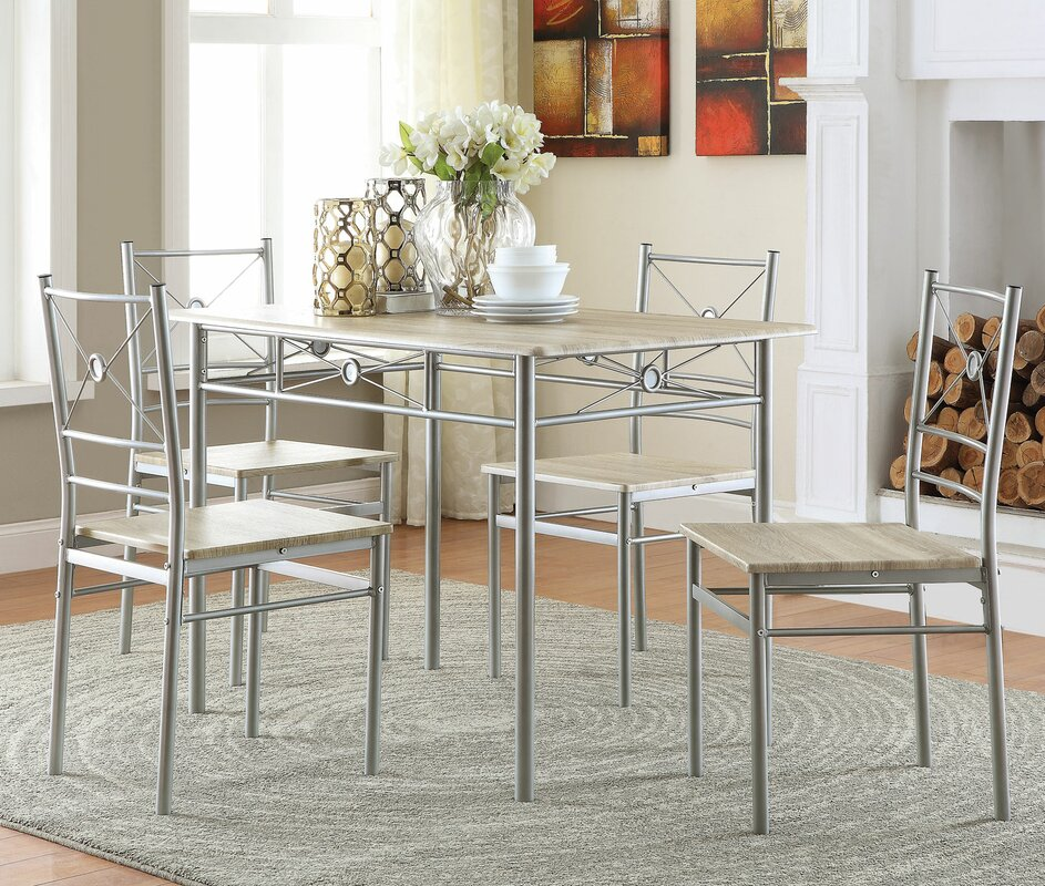 dining room sets. Mayflower 5 Piece Dining Set Kitchen  Room Sets You ll Love