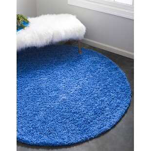 Angeline Periwinkle Blue Area Rug by Turn on the Brights