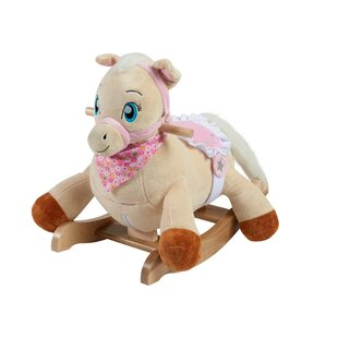 Great Price Princess Pony Rocker By Rockabye