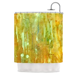Rock City by Rosie Brown Painting Single Shower Curtain