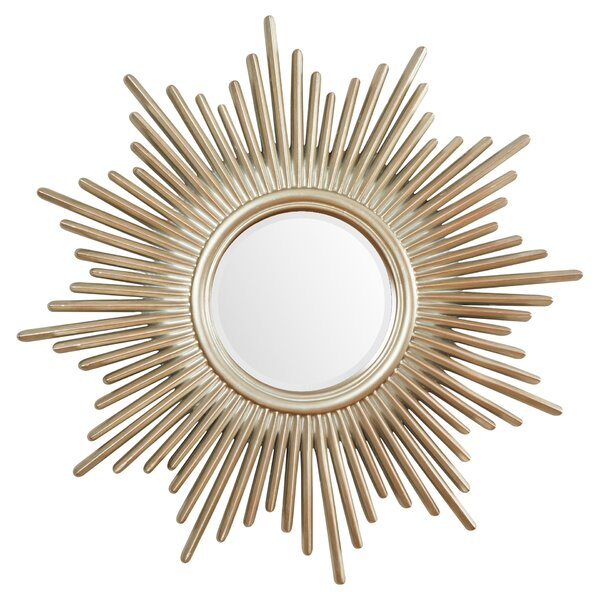 Sunburst Mirrors You\'ll Love | Wayfair
