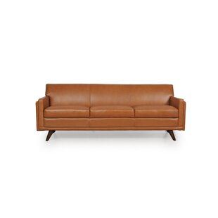 Best Reviews Ari Leather Sofa by Corrigan Studio Reviews (2019) & Buyer's Guide