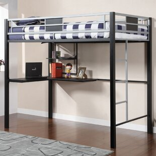 Danyelle Twin Loft Bed by Viv + Rae