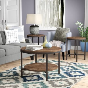Price comparison Absher 3 Pieces Coffee Table Set By Mercury Row