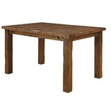 Lyons Extendable Dining Table by Loon Peak®