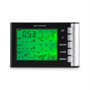 Montgolfier Radio Weather Station By OneConcept