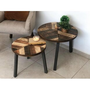 Loon Peak Aston 3 Piece Coffee Table Set The 16 Best Coffee Table Set For Small Spaces In 2021