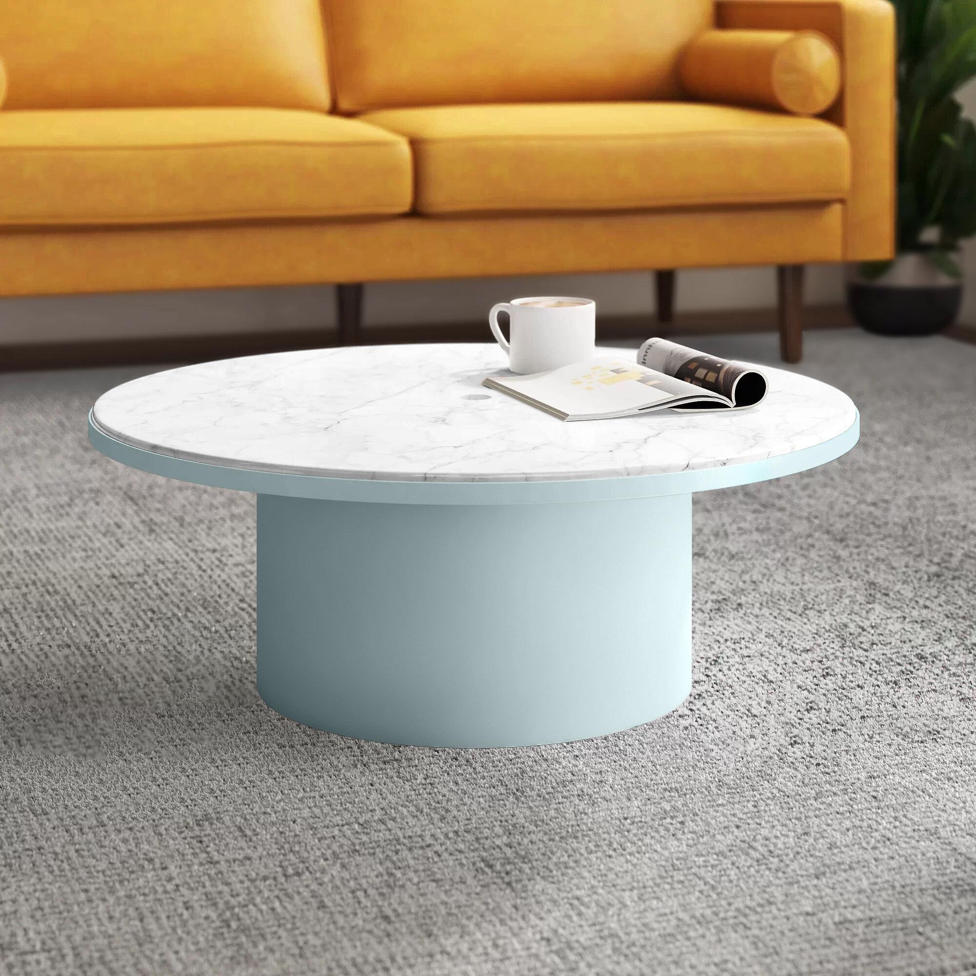 Plateau Pedestal Coffee Table Reviews