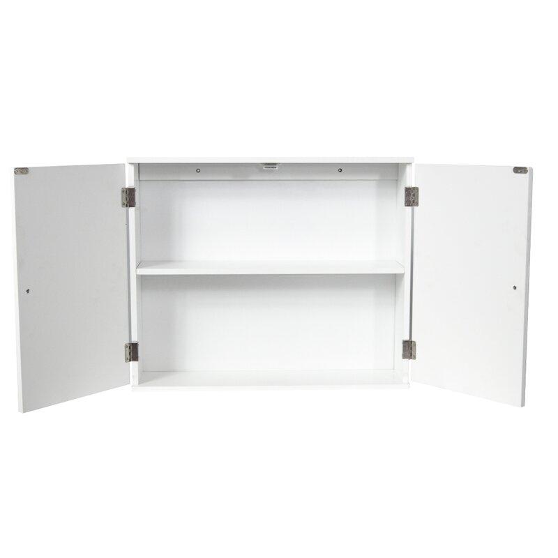 Vida 60 X 50cm Wall Mounted Cabinet