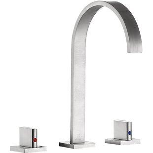 ANZZI Sabre Double Handle Widespread Bathroom Faucet