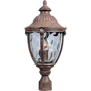 Savings Kernan Outdoor 3-Light Lantern Head By Astoria Grand