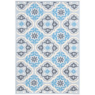 New Hartford Blue Indoor/Outdoor Area Rug