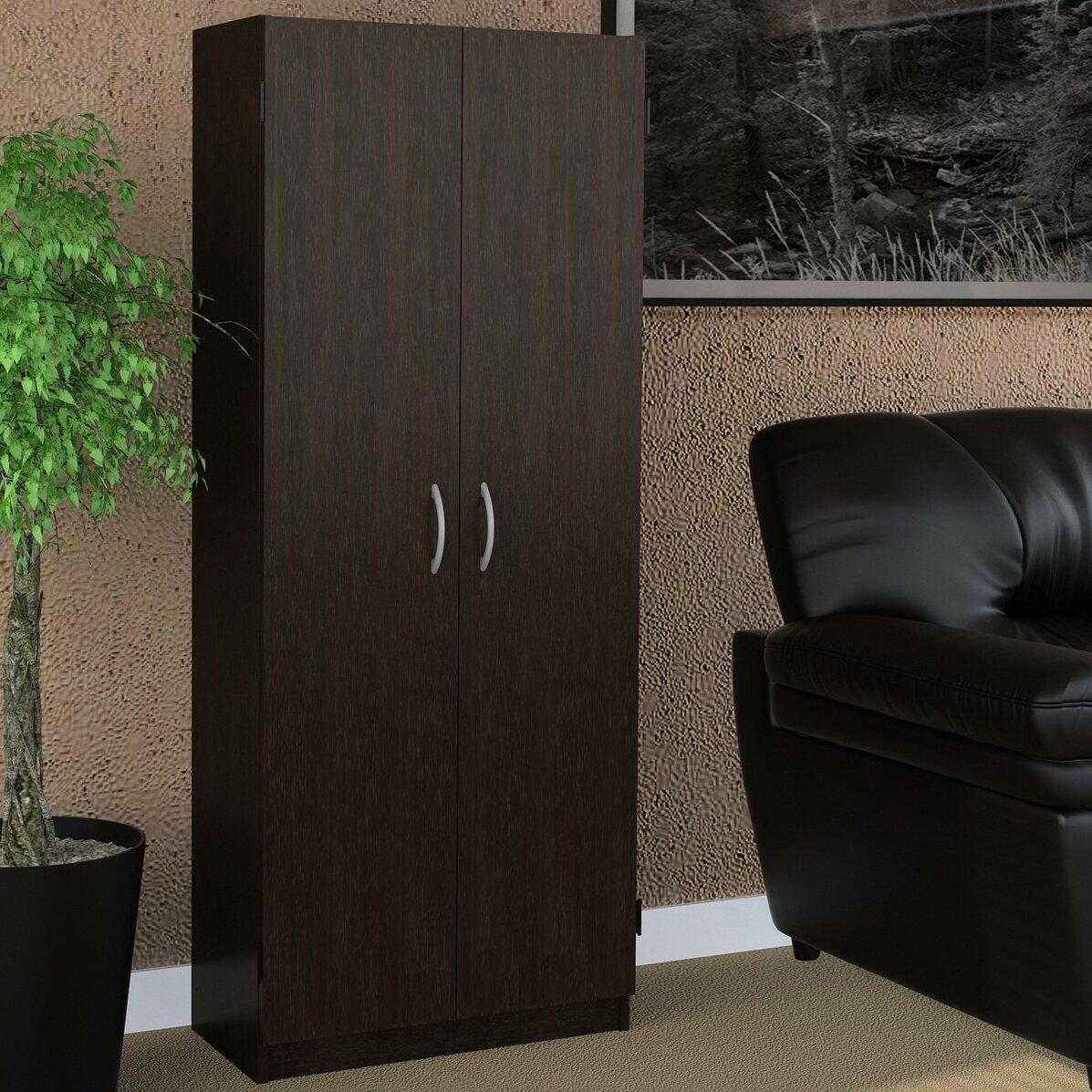 2 Door Storage Cabinet - Ameriwood 2 Door Storage Cabinet & Reviews Wayfair