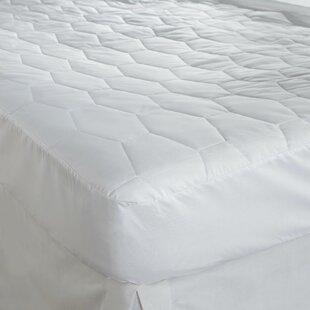 Egyptian Quality Cotton Mattress Protector By Wayfair Sleep