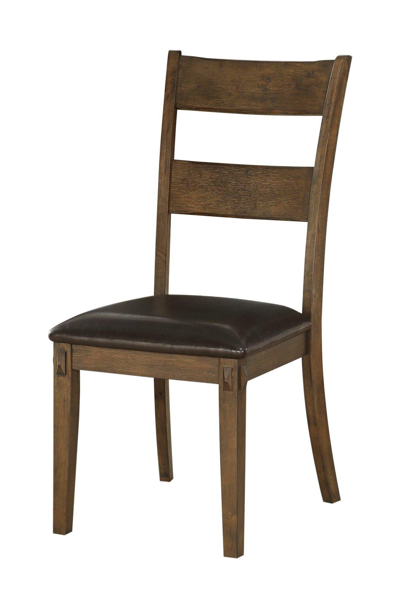 Millwood Pines Alarcon Dining Chair Wayfair