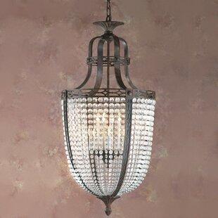 Zanin Lighting Inc. Longas 15-Light Urn Pendant