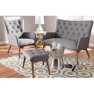 Centreville 3 Piece Living Room Set by George Oliver