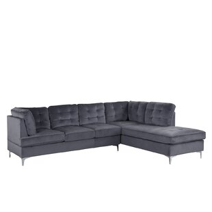 Wrought Studio Sabion Sectional