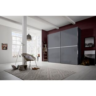 Birtwhistle 2 Door Sliding Wardrobe By Ebern Designs