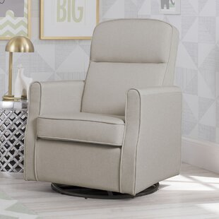 Blair Slim Nursery Swivel Rocker