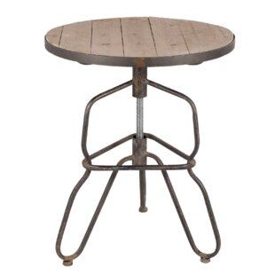 Miguel Iron Dining Table By Symple Stuff